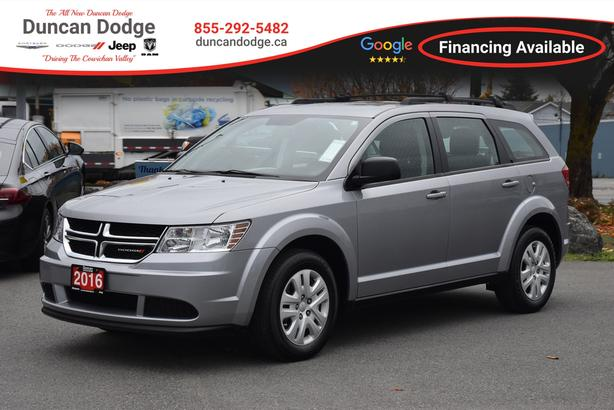 Used 2016 Dodge Journey CVP/SE Plus SUV
