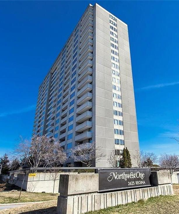 16th floor 2625 Regina St Immediately, Dec 2020 special $1000 off