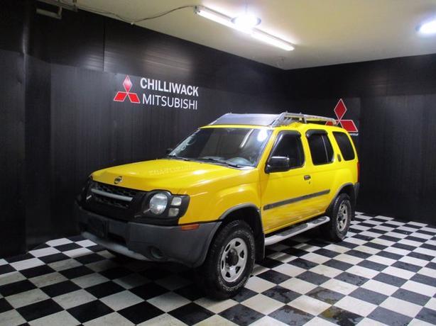 Pre-Owned 2002 Nissan Xterra SE 4WD Sport Utility