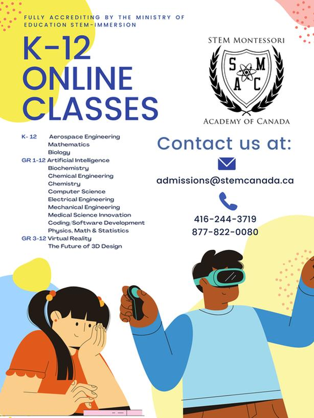 Contact Us for SMAC Supplementary Online Class Today!