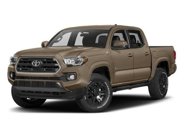 Pre-Owned 2018 Toyota Tacoma SR5 4WD 4D Double Cab
