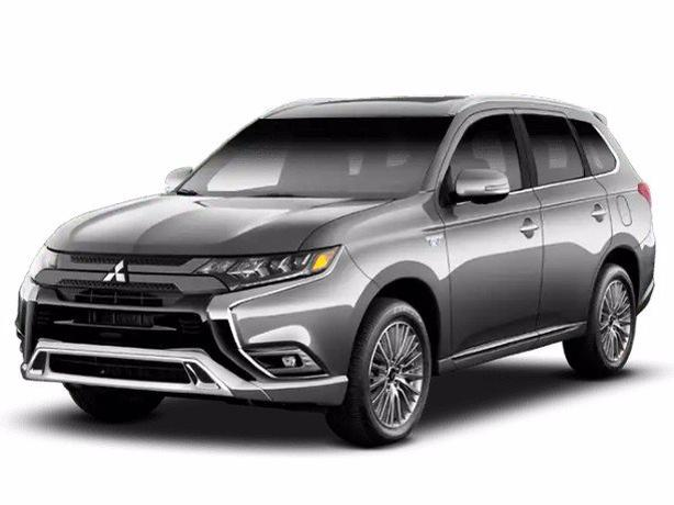 Pre-Owned 2020 MITSUBISHI OUTLANDER PHEV SEL Four Wheel Drive S-AWC