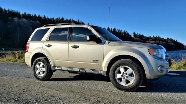 2010 Ford Escape All Wheel Drive