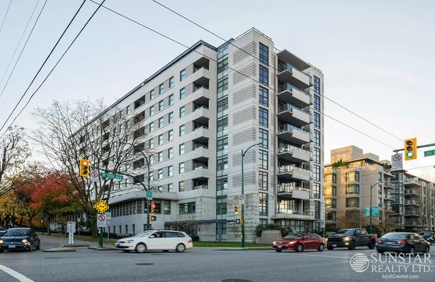 Fairview 2 Bed 2 Bath Condo by VGH w/ Balcony & Parking @ Tapestry