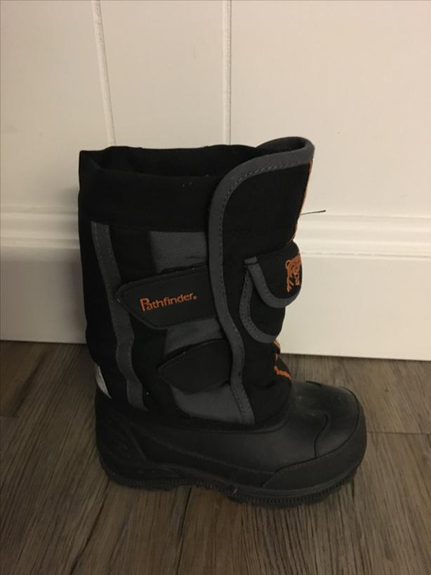 kids size 12 winter boots
