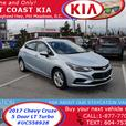 Used 2017 Chevrolet Cruze LT Auto Hatchback