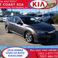 Used 2018 Honda Civic LX Sedan