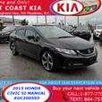 2015 Honda Civic Si Sedan, Manual Shift