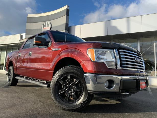 Used 2010 Ford F-150 XLT XTR 4WD CREW 5.4L V8 ONLY 125KM Truck SuperCrew Cab