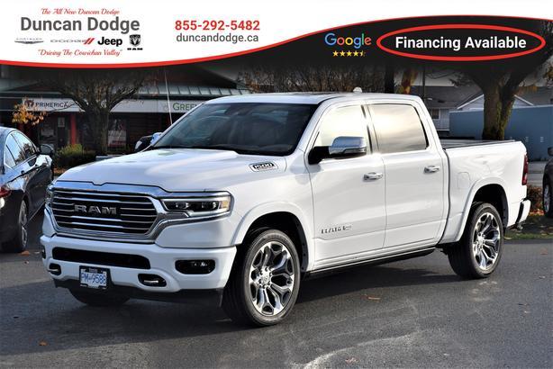 New 2020 Ram 1500 Longhorn *DEMO* Truck Crew Cab