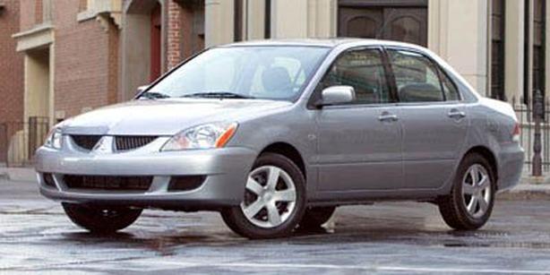 Pre-Owned 2005 Mitsubishi Lancer ES FWD 4D Sedan