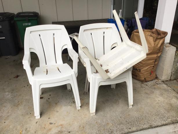 FREE: patio chairs