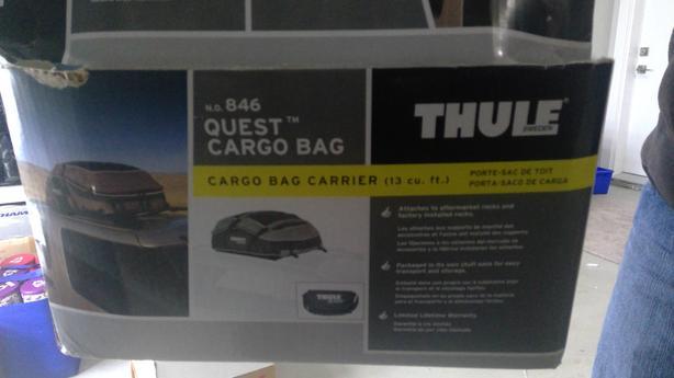 Thule Cargo Bag