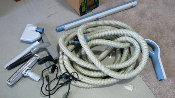 Electrolux vacuum hoses and accessories