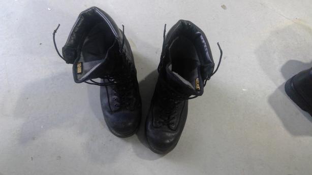 Gortex Work boots