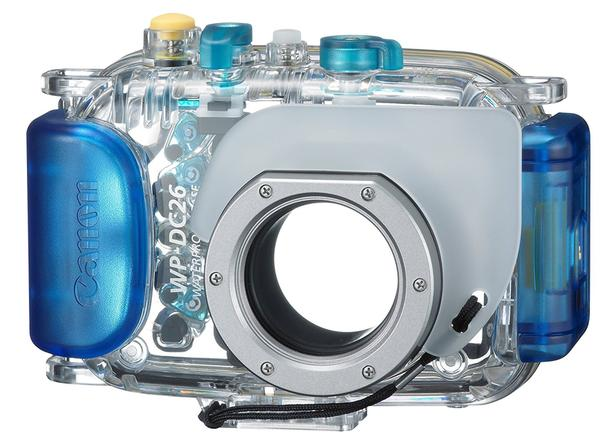 Canon Waterproof camera case WP-DC26