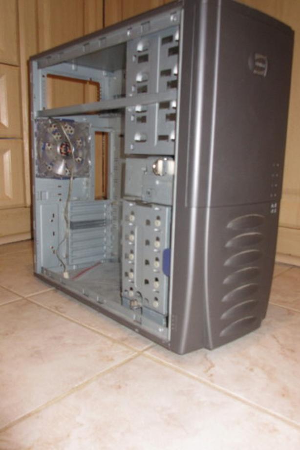 Antec midtower computer server case