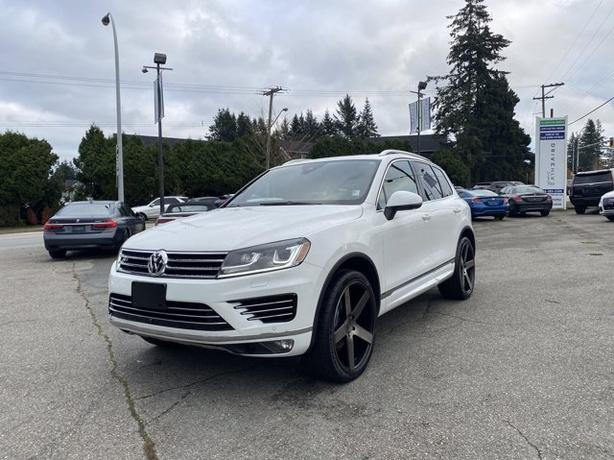 Pre-Owned 2015 Volkswagen Touareg 3.0 TDI AWD 4D Sport Utility
