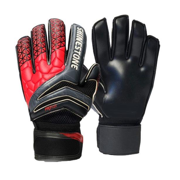 Soccer goalkeeper gloves Sz 6