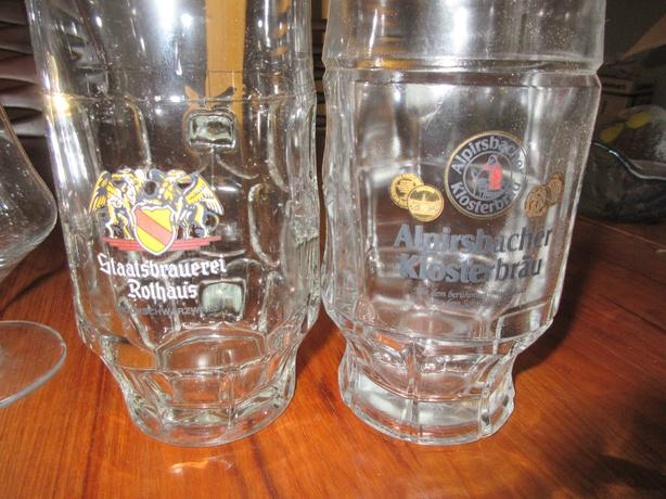 Beer Glasses & Mugs from Germany
