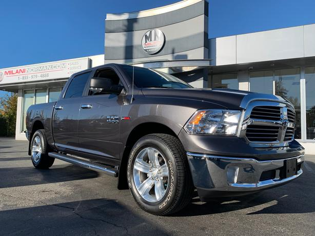 Used 2018 Ram 1500 SLT CREW 4WD ECO-DIESEL LEATHER CAMERA Truck Crew Cab
