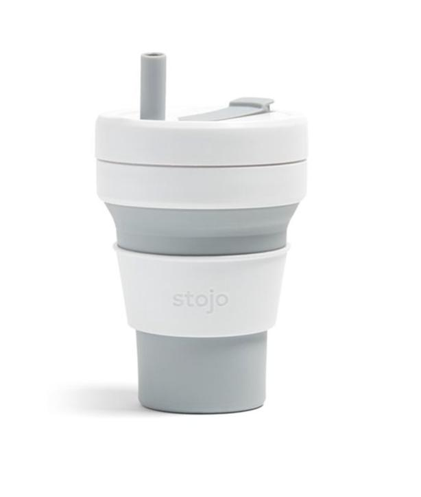 STOJO Collapsible Silicon Travel Cup/Mug