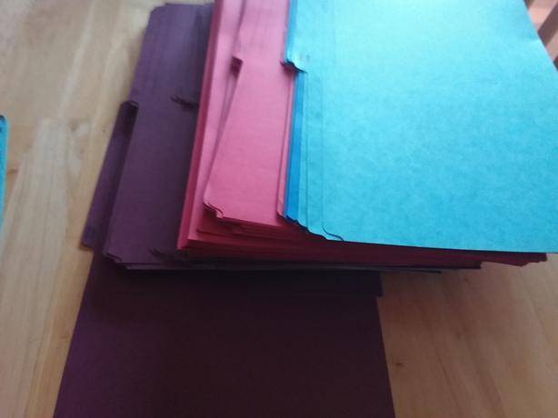 FREE: legal sized folders