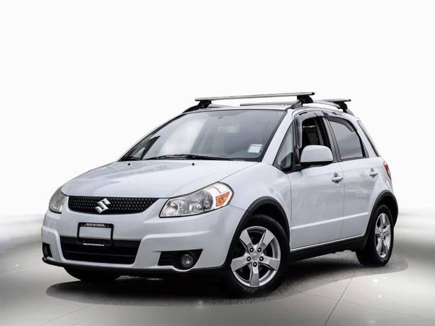 2010 Suzuki SX4 AWD