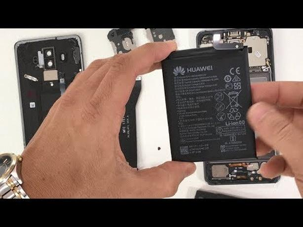Get your Huawei Mate 10 Pro Battery replaced with 6 months warranty