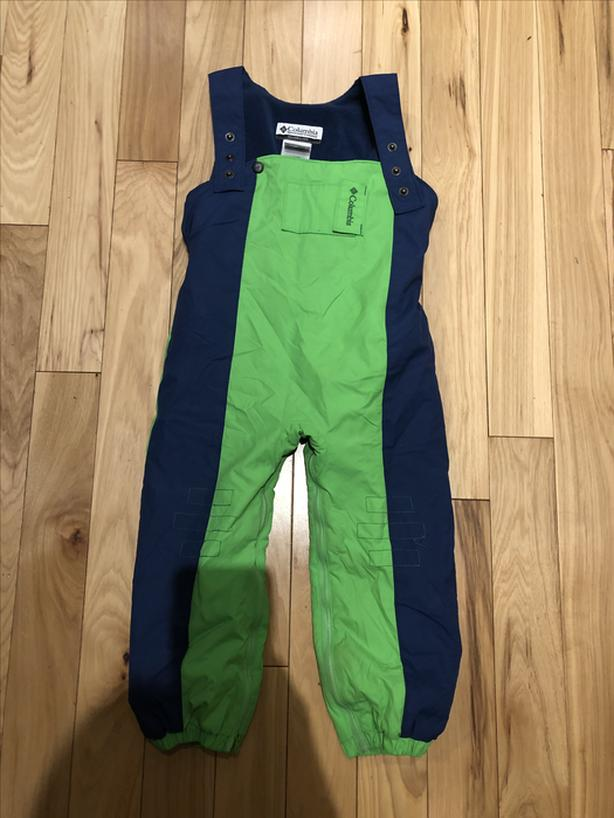 Two snow suits 3T & 4T Columbia
