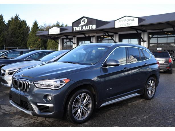 2017 BMW X1 AWD 4dr xDrive28i