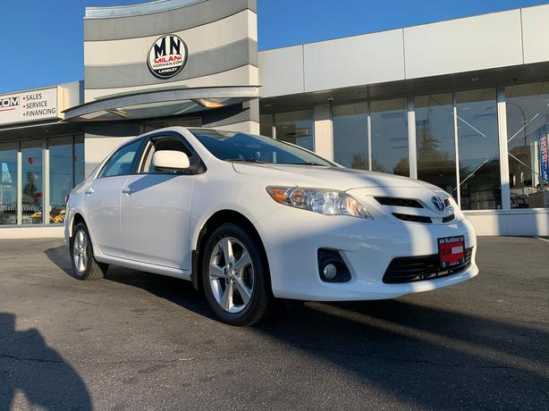 Used 2011 Toyota Corolla LE AUTOMATIC PWR GROUP A/C ALLOYS ONLY 34KM Sedan