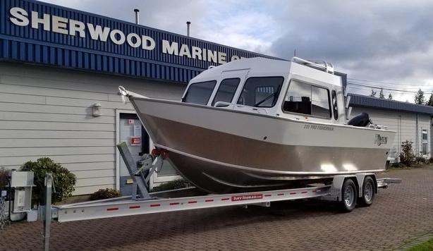 2021 Raider 220 Pro Fisherman Hardtop