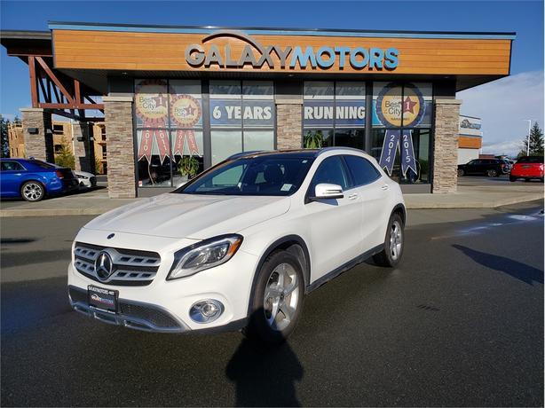 2020 Mercedes-Benz GLA 250 - Navigation, Backup Cam, Panoramic Sunroof