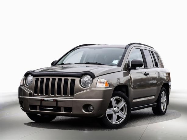 2007 Jeep Compass 4x4