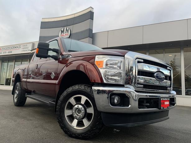 Used 2016 Ford F-350 Lariat FX4 4WD DIESEL NAVI LEATHER CAMERA 96KM Truck Super