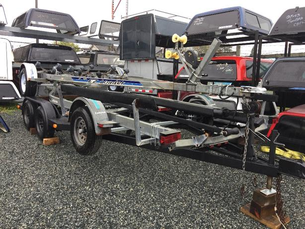Refurbished Boat Trailers