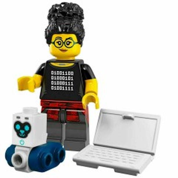 Lego minifig series 19