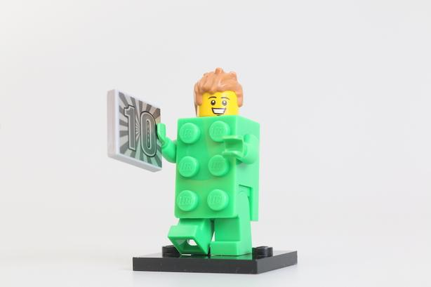 minifig series 20