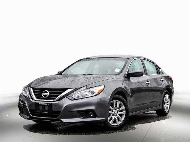 2017 Nissan Altima 2.5 FWD
