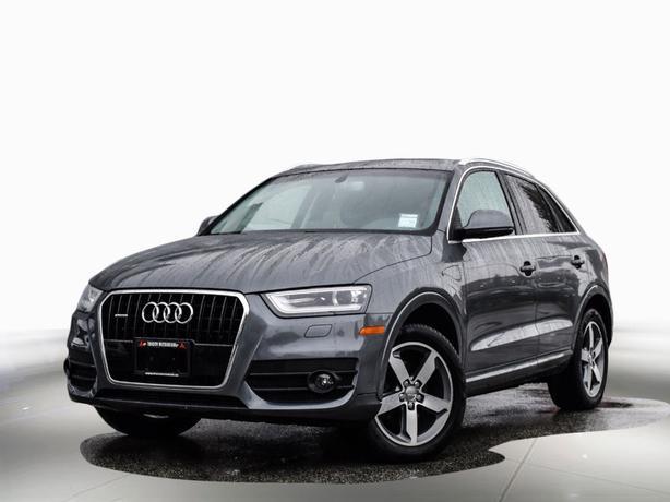 2015 Audi Q3 Progressiv AWD