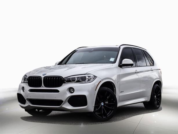 2018 BMW X5 M SPORT package, NEW TIRES - 2 keys - 7 SEATS AWD