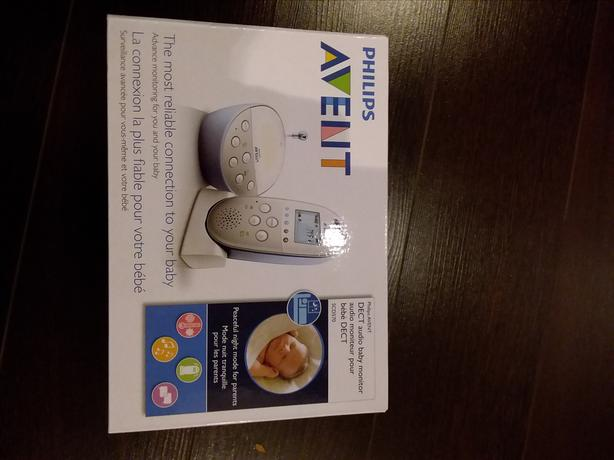 Philips Avent baby monitor for sale