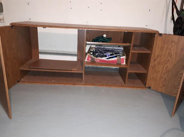 """TV stand 56"""" long 17"""" wide and 24"""" high"""