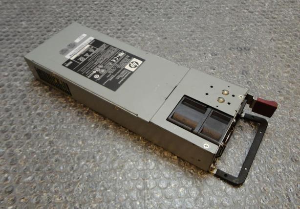 HP MSA50 server array power supply