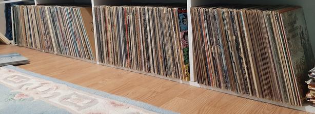 VINTAGE RECORD ALBUMS ( LP's ) in MANOTICK