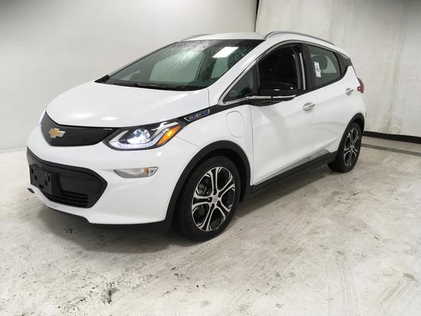 Used 2017 Chevrolet Bolt EV