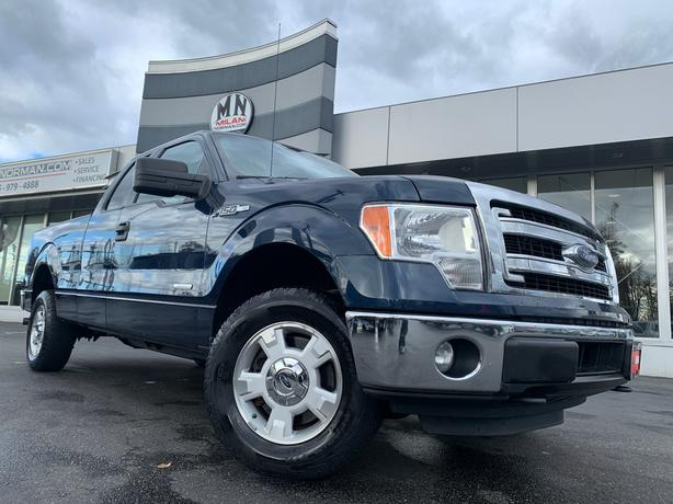 Used 2014 Ford F-150 XLT S/C LB 4WD ECO-BOOST ONLY 98KM Super Cab