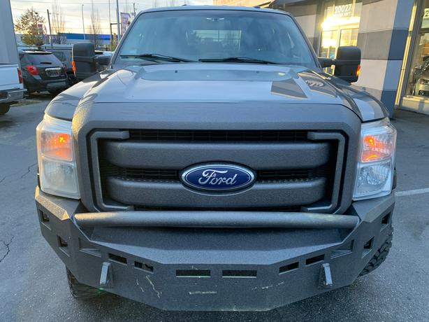 Used 2013 Ford F-350 Lariat 4WD DIESEL LEATHER LIFTED TUNED 100KM Truck Crew Cab