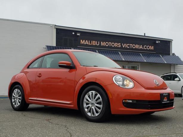 2016 Volkswagen Beetle 2dr Cpe Auto Trendline